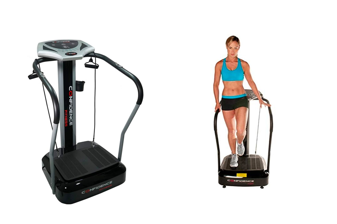 Confidence Fitness Slim Fitness Machine