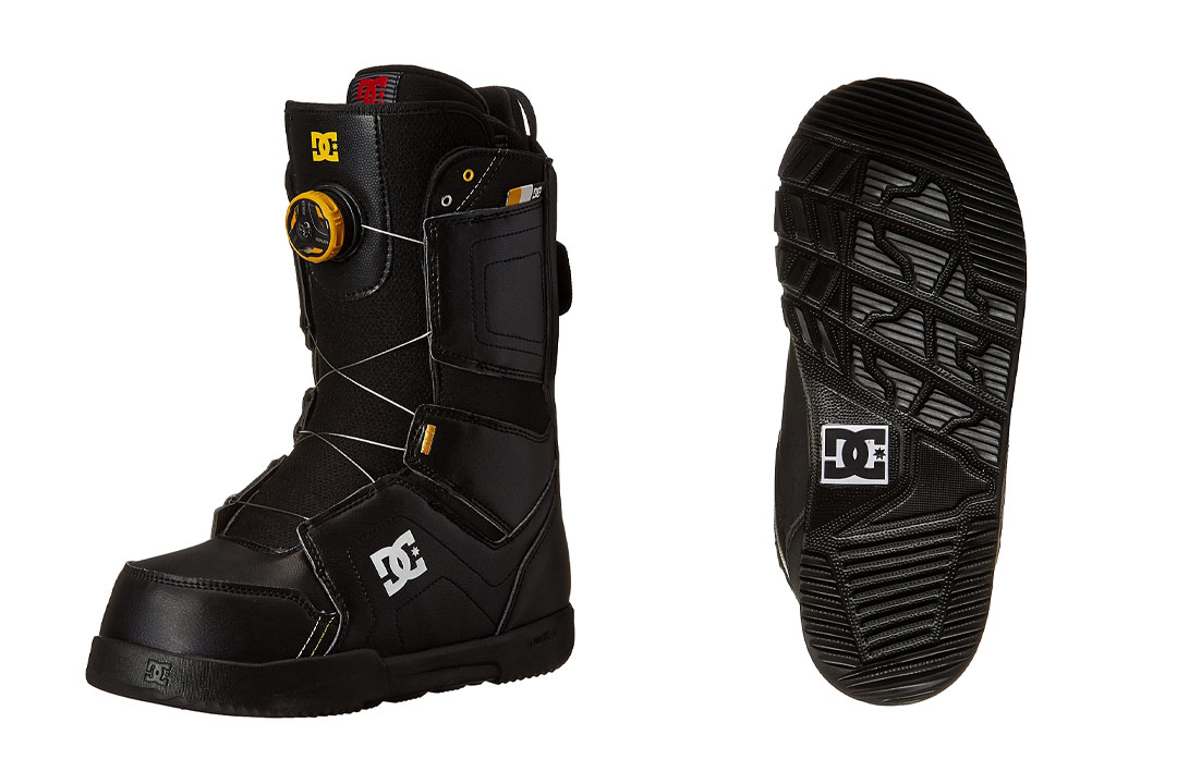 DC Men's Scout Snowboard Shoe