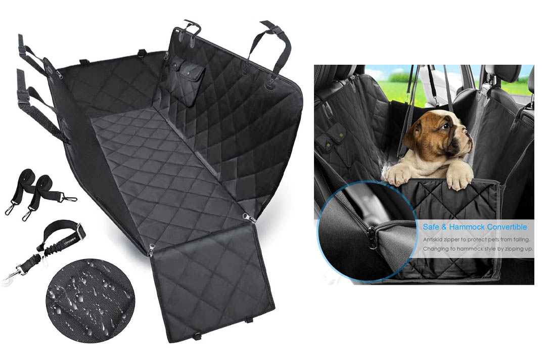 Dog Seat Cover Car Seat Cover for Pets Pet Seat Cover Heavy Duty Waterproof