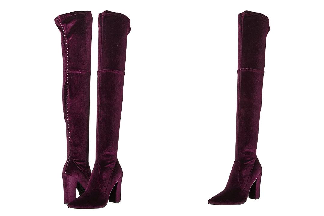 Kelsi Dagger Brooklyn Women's Over the Knee Boot