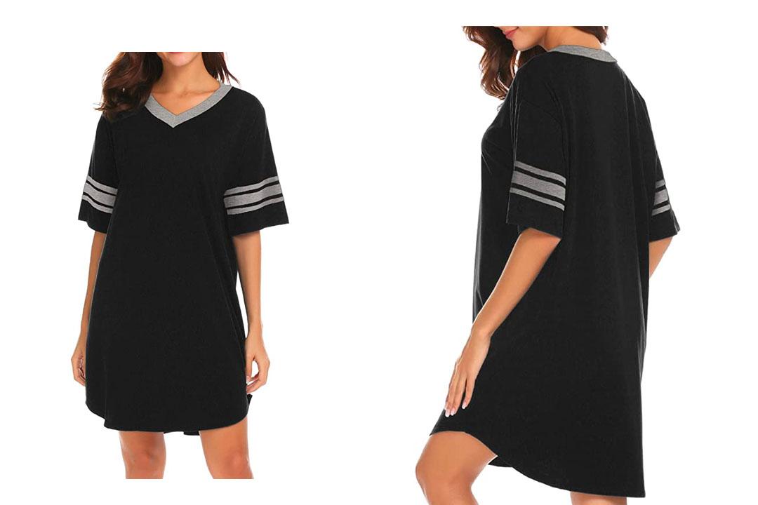Ekouaer Women's Nightgown
