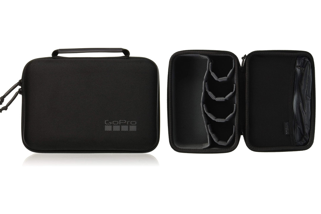 GoPro Camera Casey, Camera, Mounts, Accessories Case (Black)