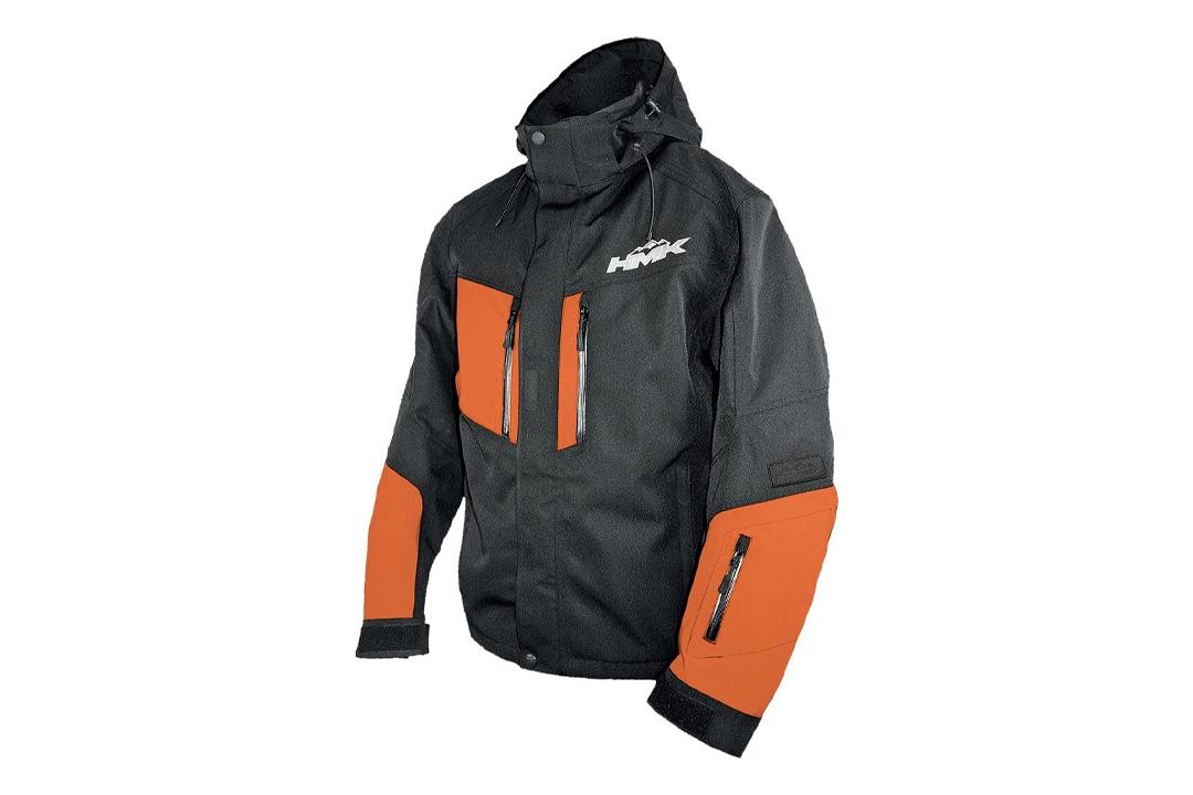 HMK Maverick Mens Black/Orange