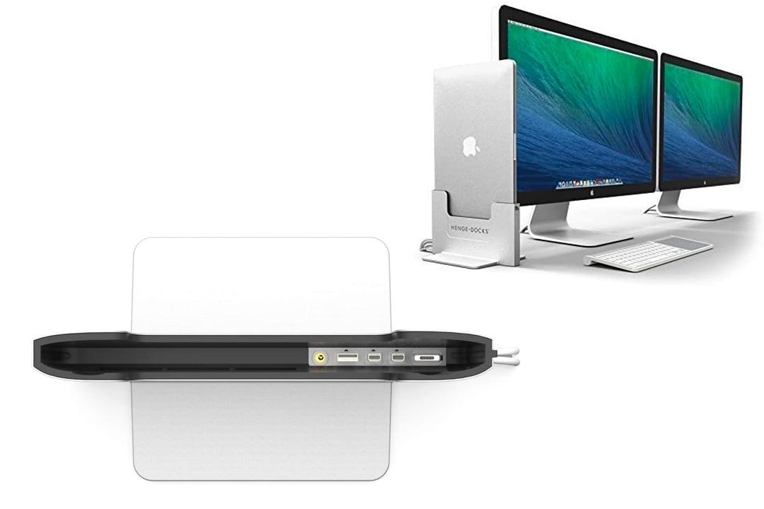 Henge Docks Vertical Docking Station for 15-inch MacBook Pro