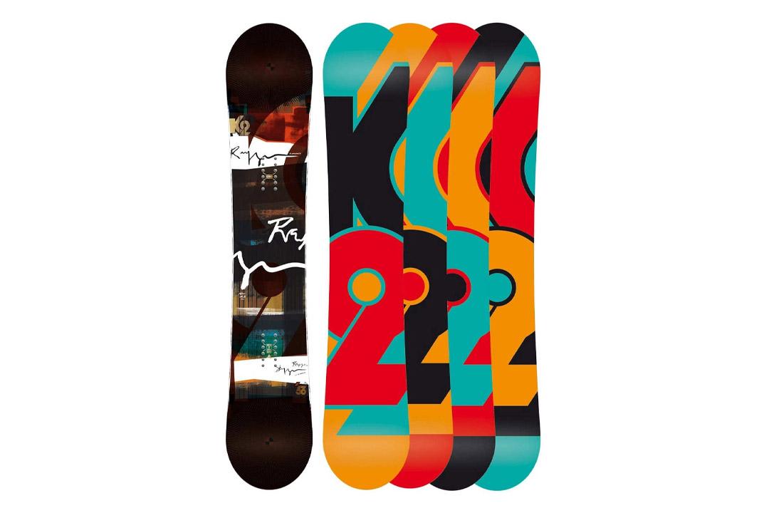 K2 Raygun Men's Snowboard