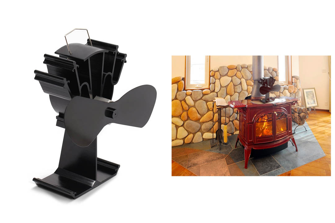 Kenley Heat Powered Eco Stove