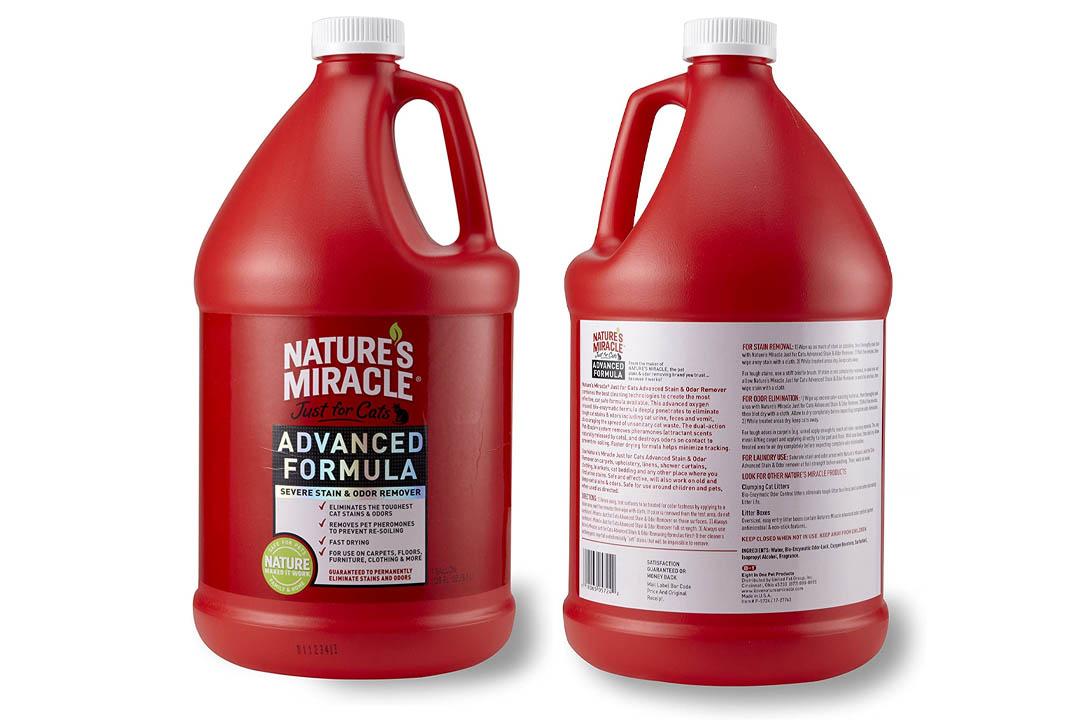 Nature's Advanced Stain Odor Formula