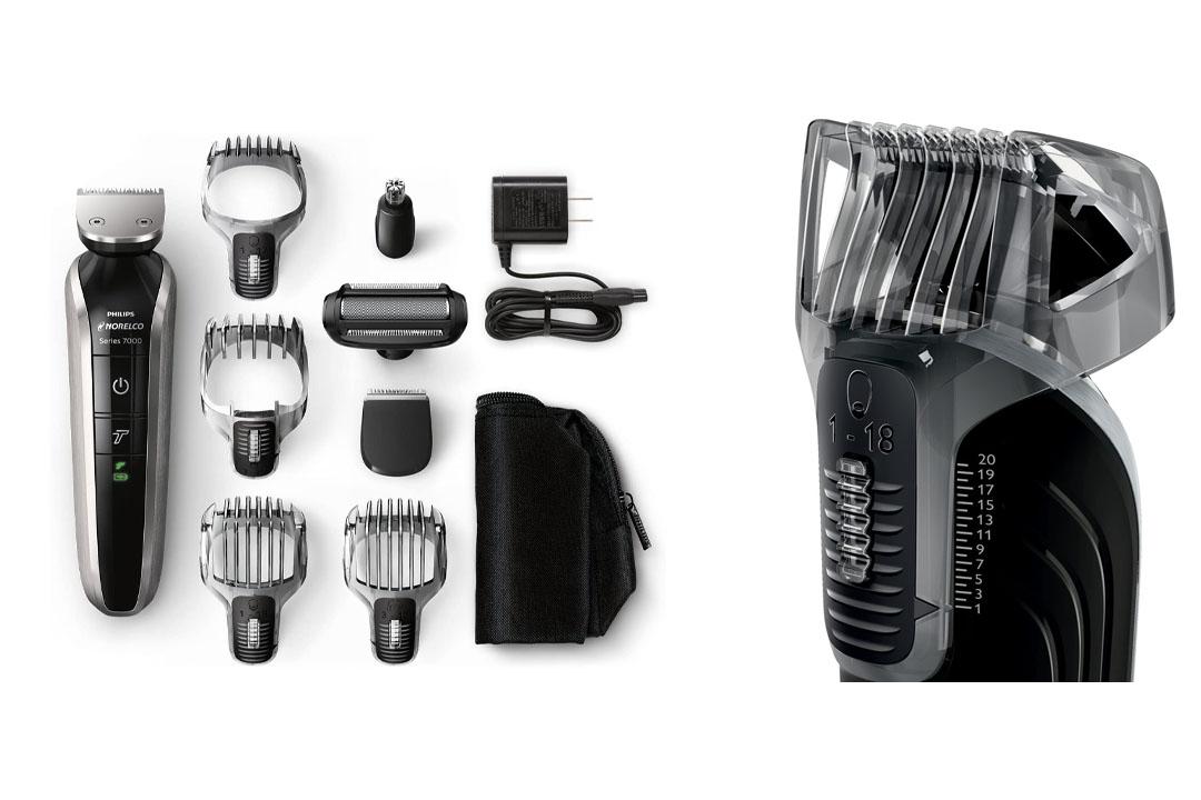 Philips Norelco Multigroom Series 7100, QG 3390 (Packaging May Vary)