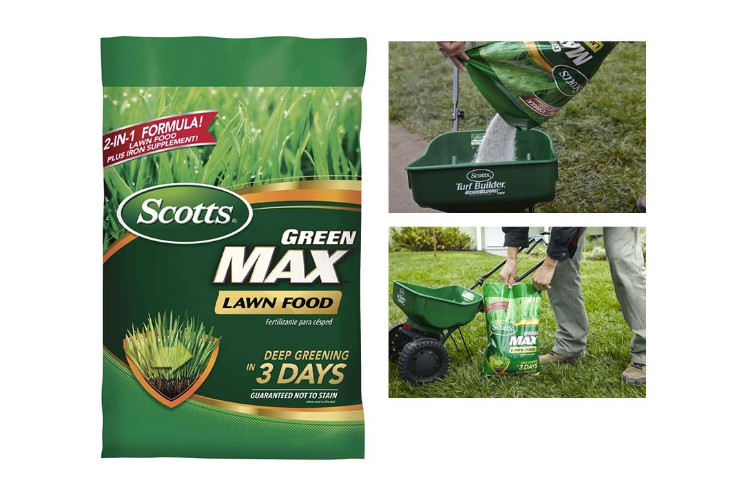 Scotts Green Max Lawn Food 5,000 sq. ft.