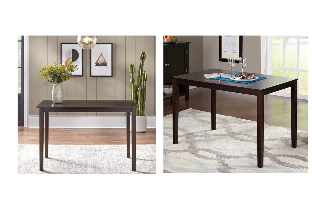 TMS Shaker Dining Table