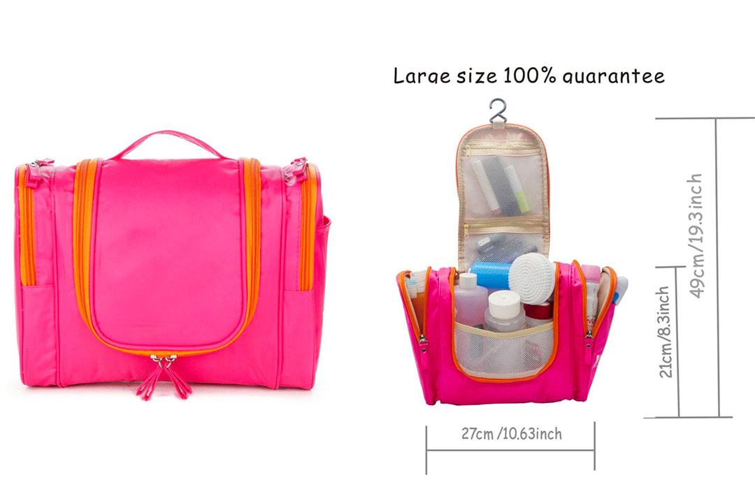 The Flymei Premium Large Waterproof Case - Pink