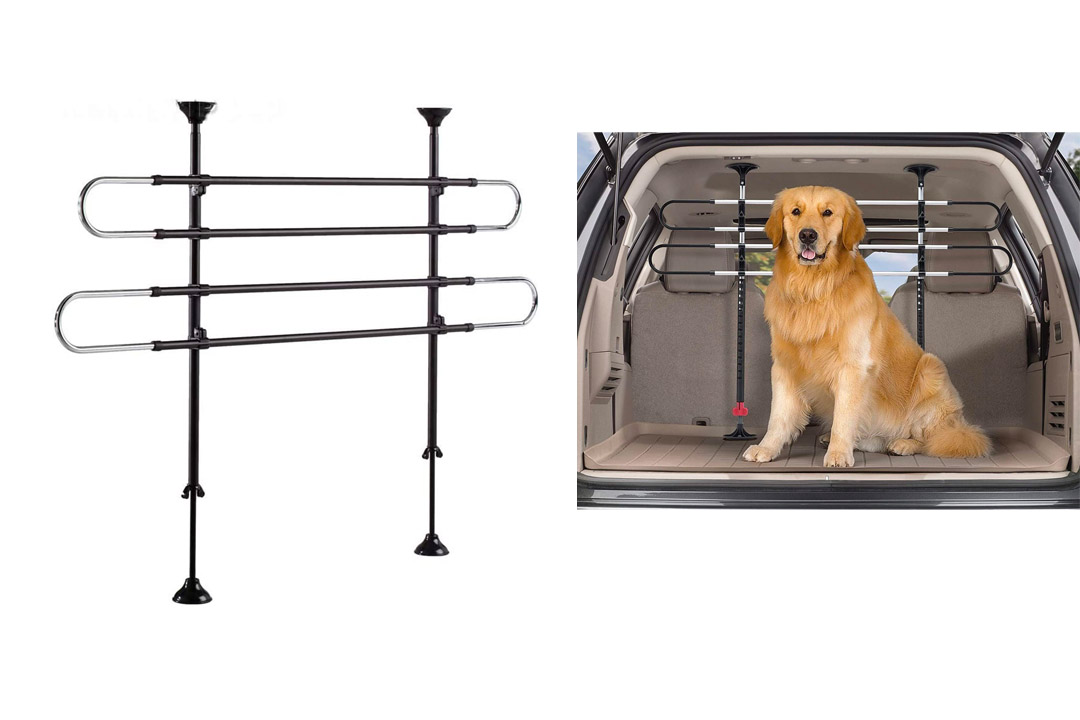 Tubular Pet WeatherTech Barrier