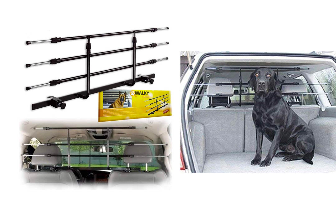 Walky Guard Adjustable Car Barrier