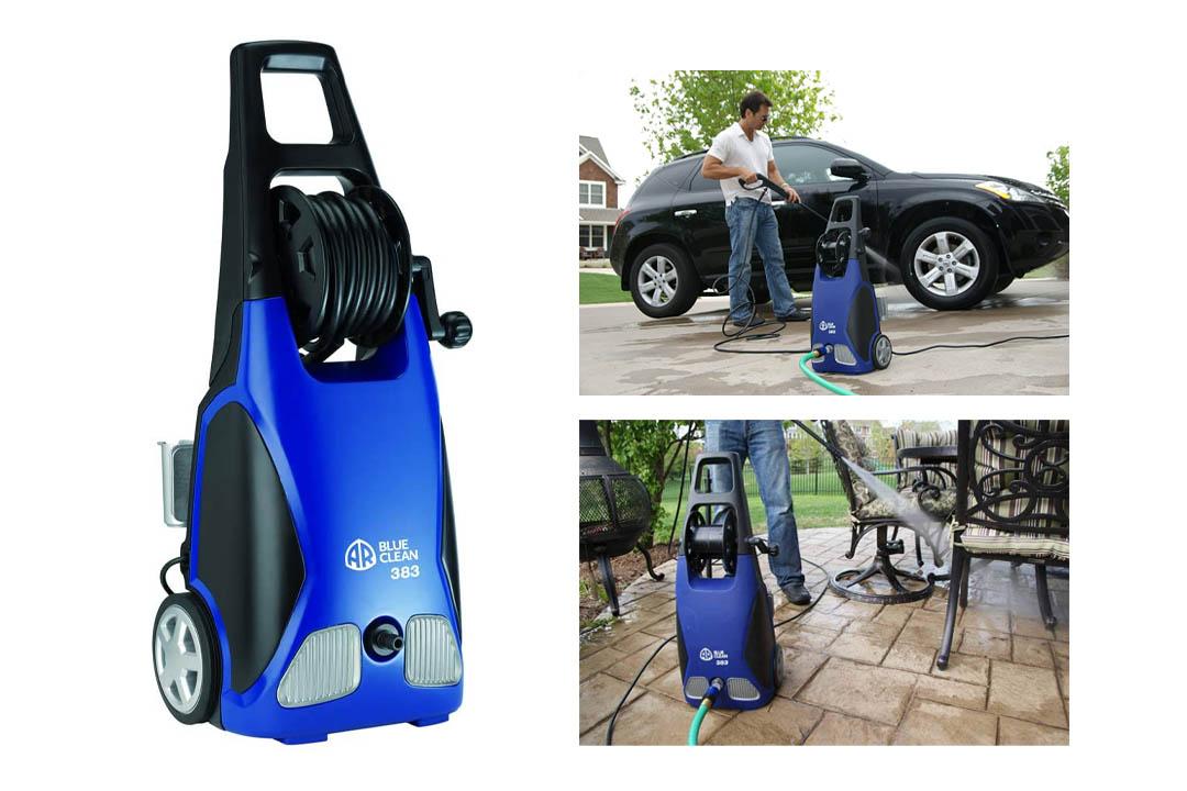 AR Blue Clean AR383 1,900 PSI Electric Pressure Washer