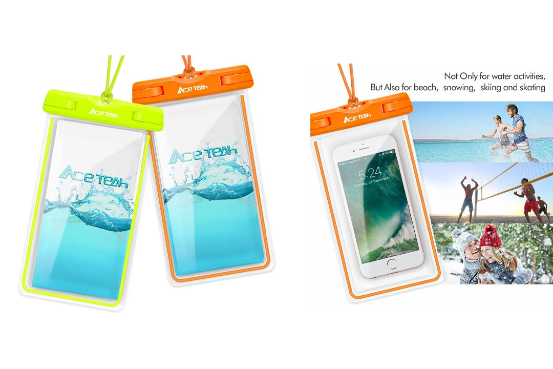 Ace Teah Clear Universal Waterproof Case