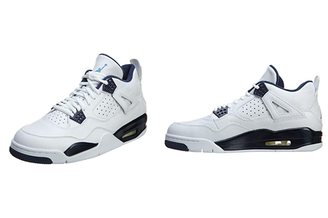 """Air Jordan 4 Retro LS """"Legend Blue"""""""