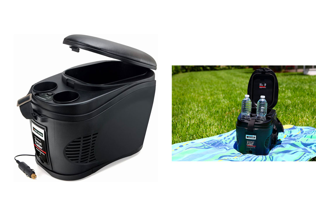 Black and Decker Travel Cooler and Warmer