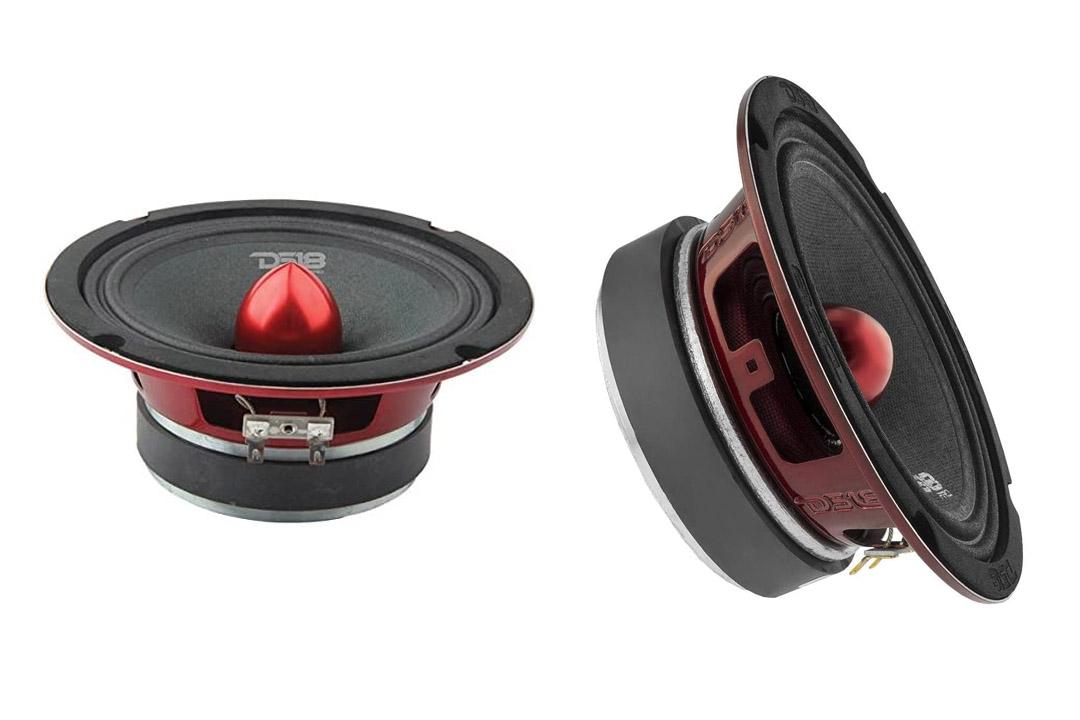 "DS18 PRO-X6.4BM PRO Series 6.5"" Midrange Loudspeaker 300W RMS"