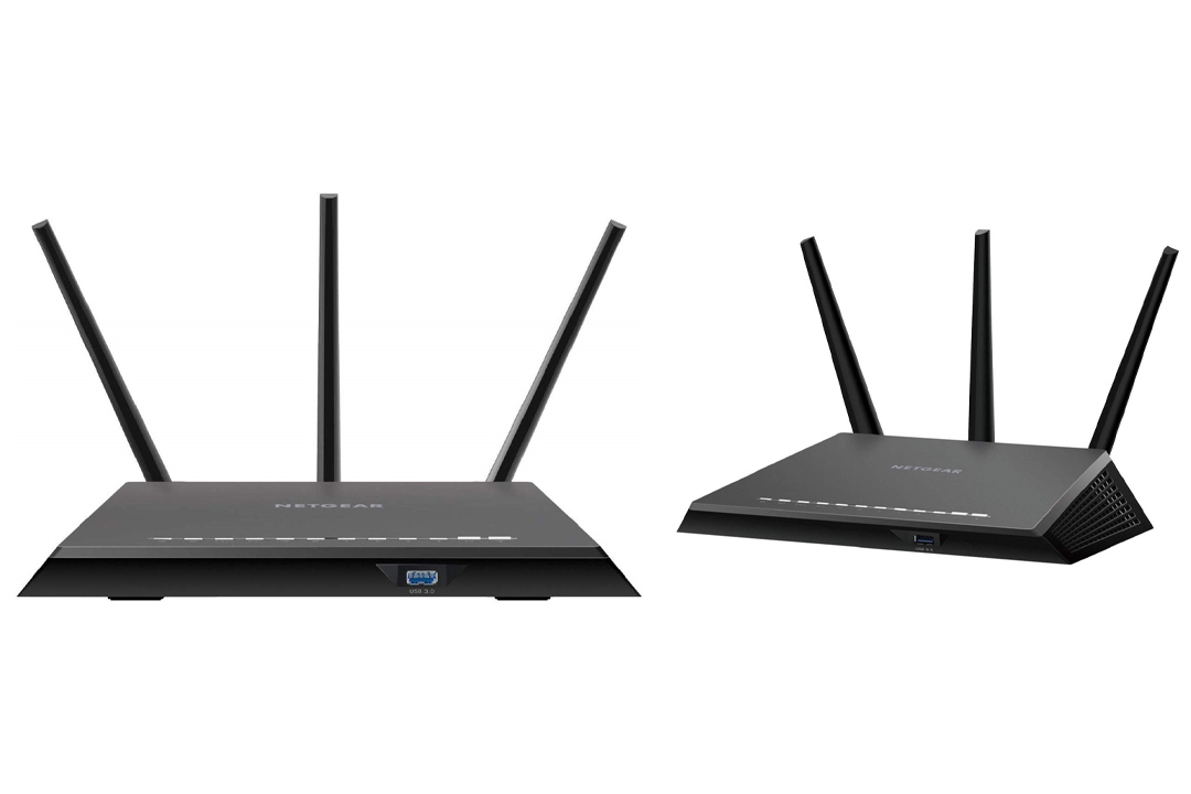 Dual Band Wi-Fi Gigabit Router