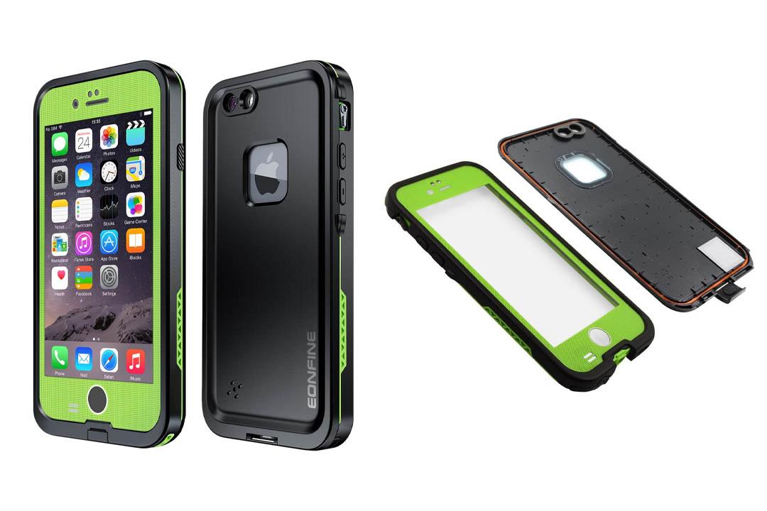 Eonfine iPhone 6 Plus Waterproof Case