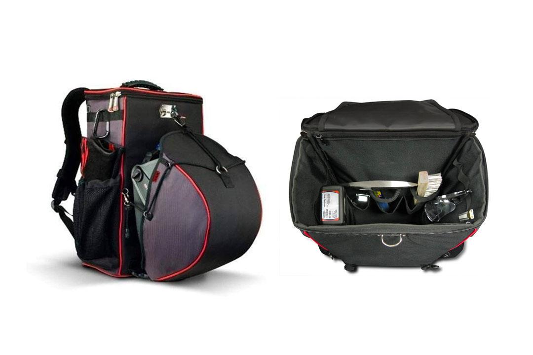 Extreme Gear Pack w/ Helmetcatch
