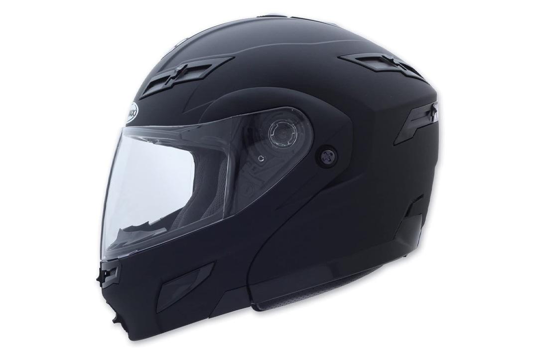 GMAX GM54S Flat Black Modular Helmet