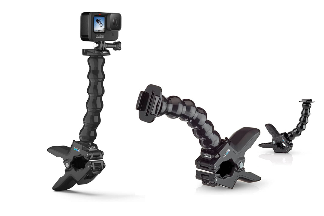 Gopro Jaw Clamp Mount