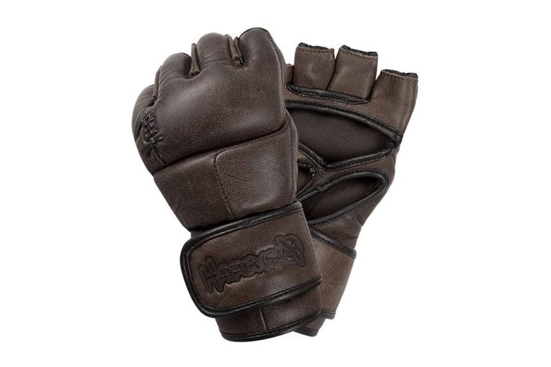 Hayabusa Leather Kanpeki Elite 3 4oz MMA Gloves