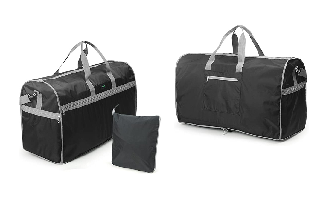 Lavievert Foldable Travel Duffel Bag