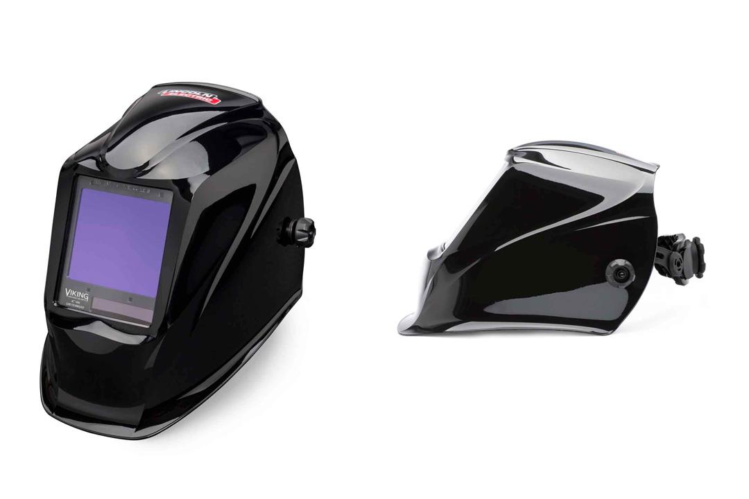 Lincoln Electric VIKING 3350 Black Welding Helmet with 4C Lens Technology - K3034-3