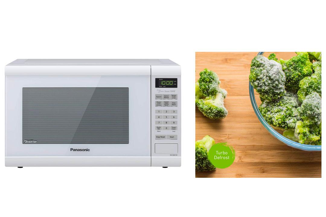 Panasonic NN-SN651WAZ Countertop Microwave Oven