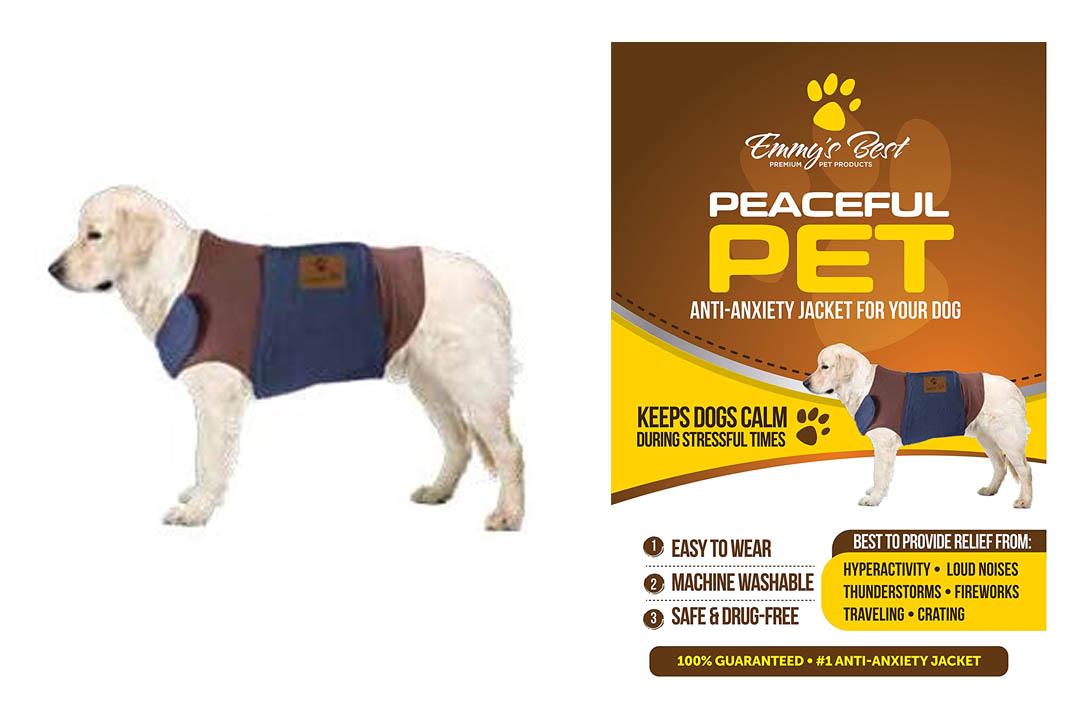 Pet Anti-Anxiety Jacket