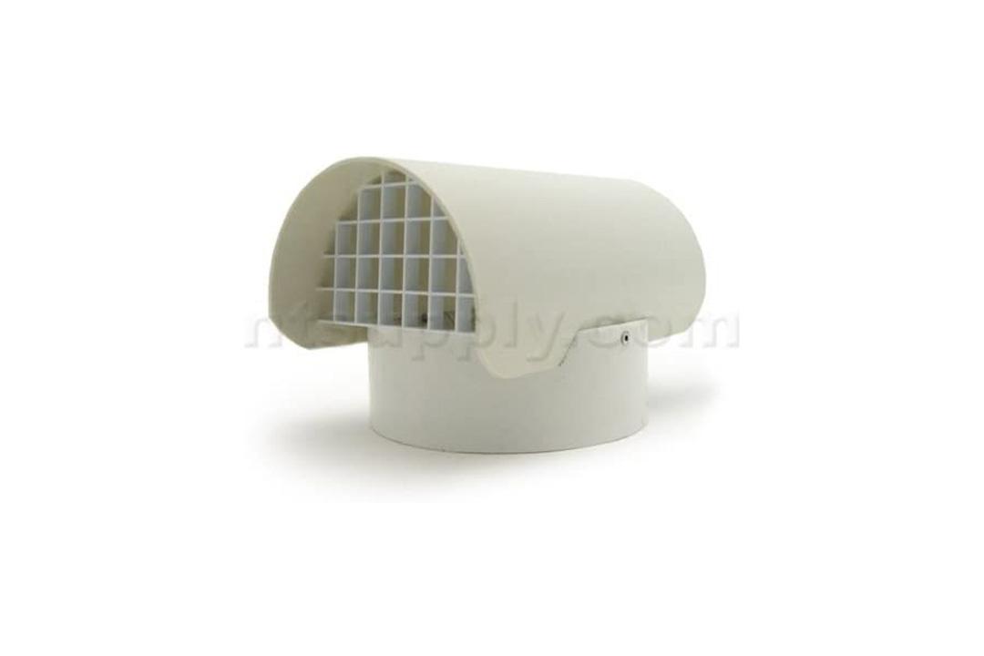 RadonAway Fan Pipe Cap