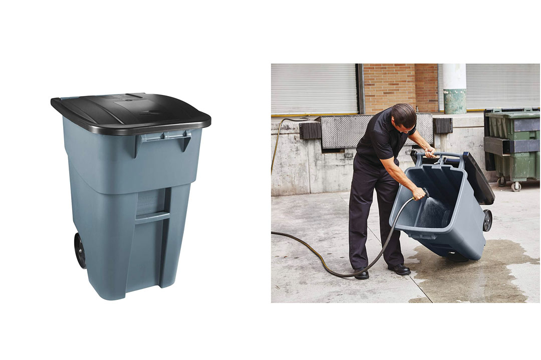 Rubbermaid Brute Commercial Rollout Container