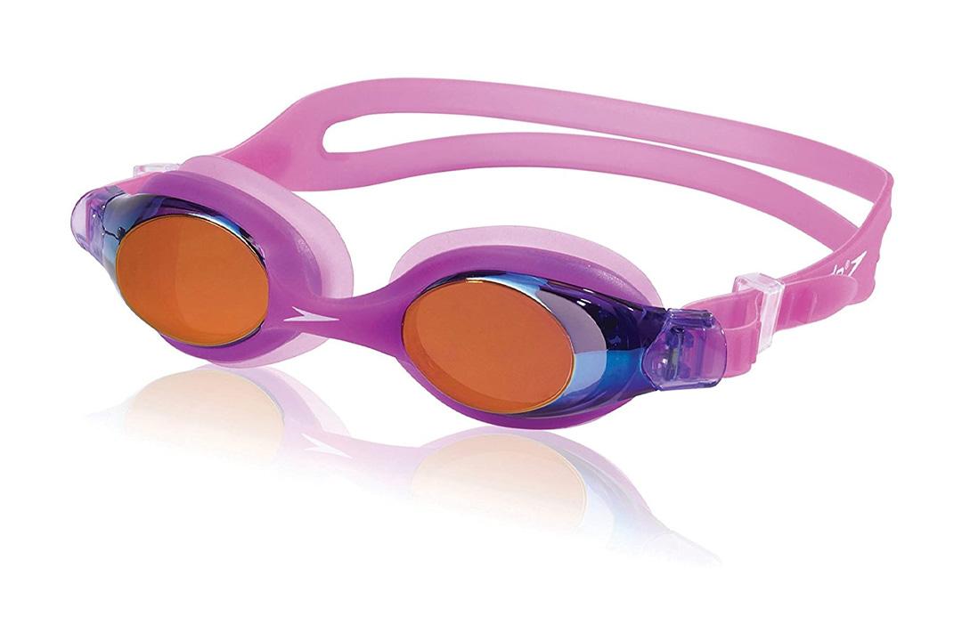 Speedo Kids' Skoogles Mirrored Swim Goggle