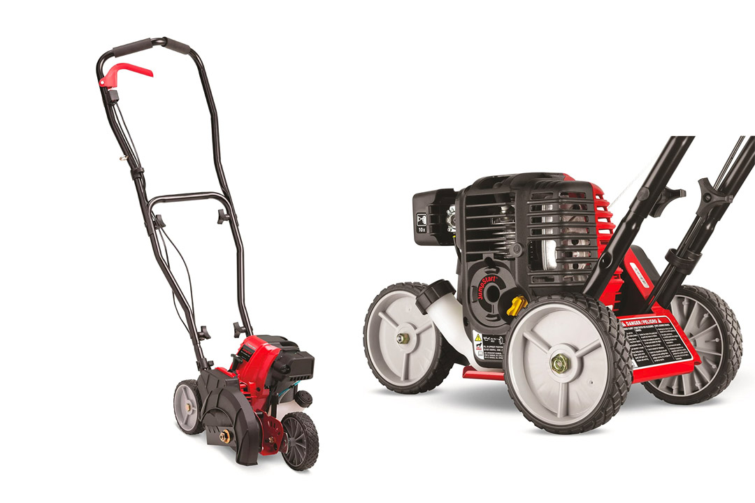 Troy-Bilt Cycle Wheeled Edger