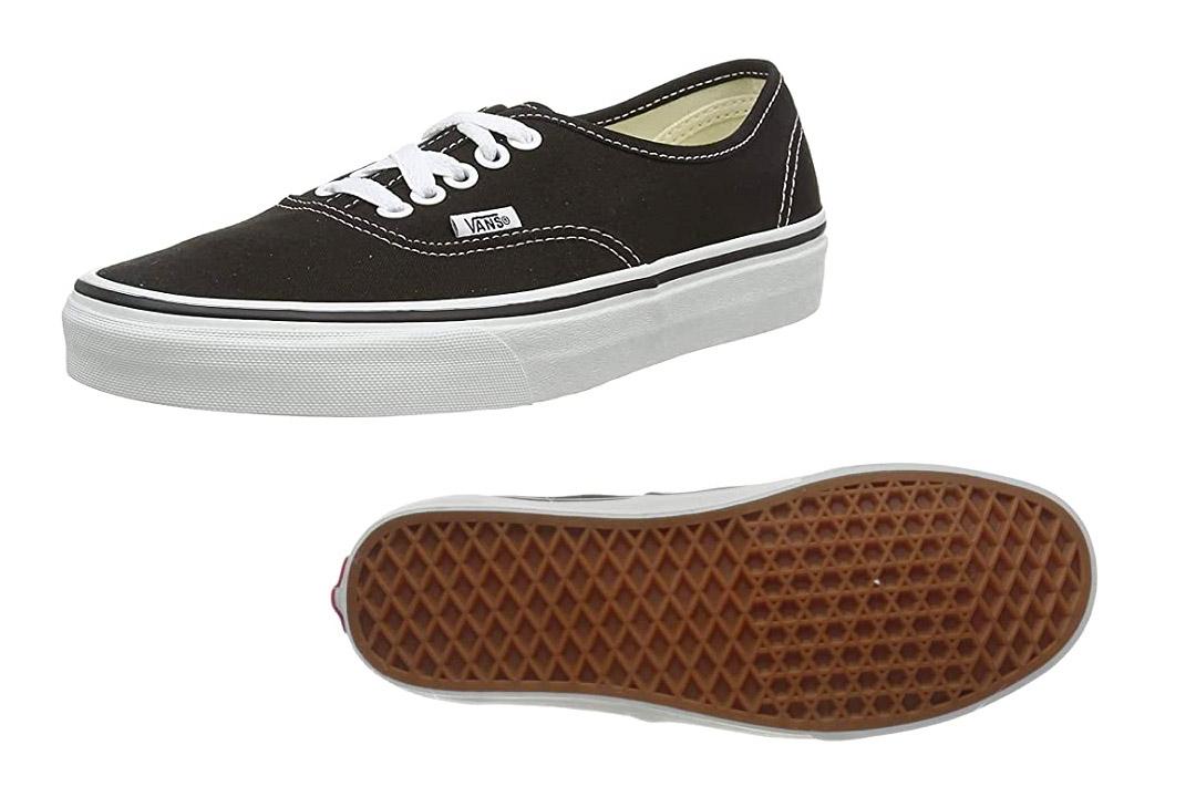 Vans Herren Authentic Core Classic Sneakers