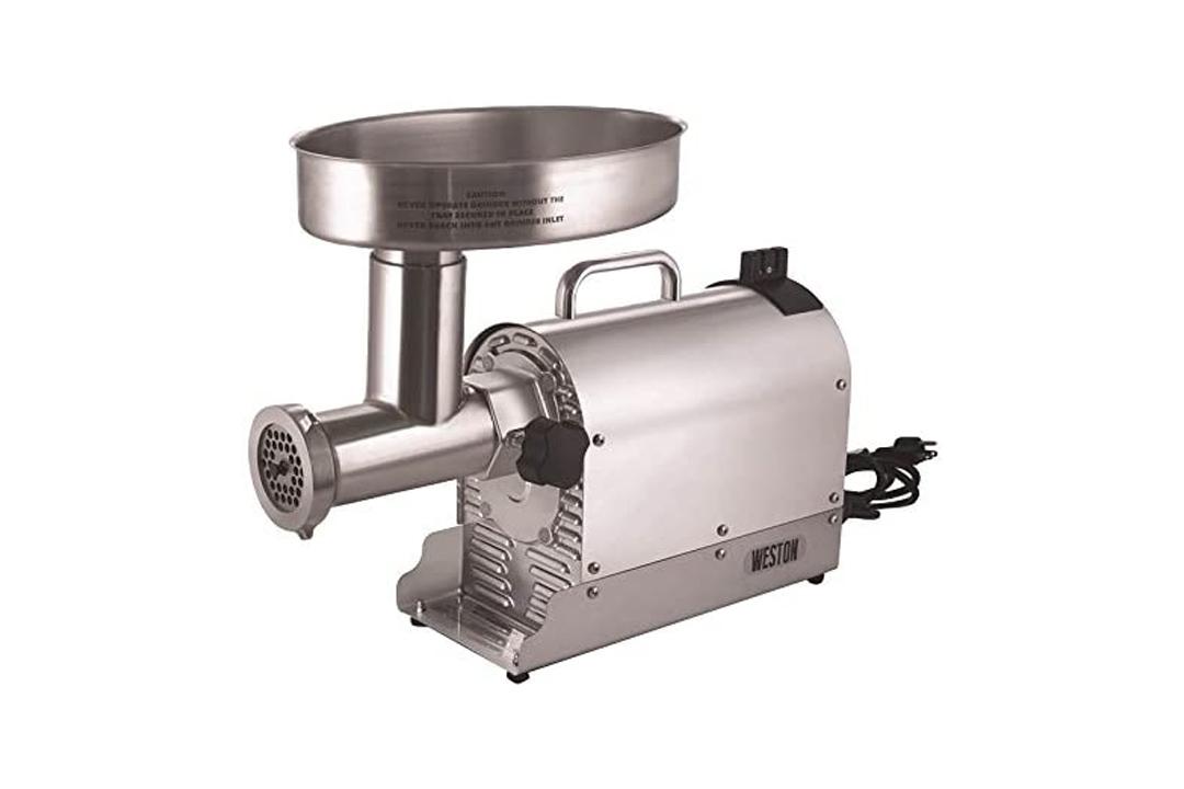 Weston Pro Series 22 Electric Meat Grinders, 1-HP - 750 Watts