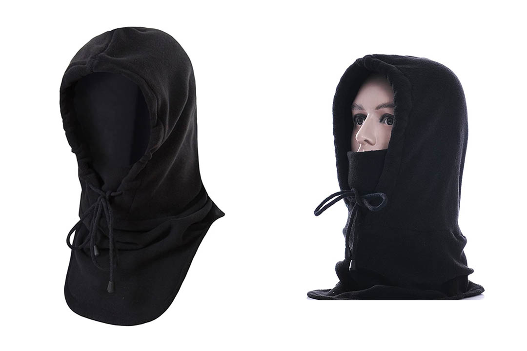 Winter Warm Tactical Heavyweight Balaclava Outdoor Sports Face Mask