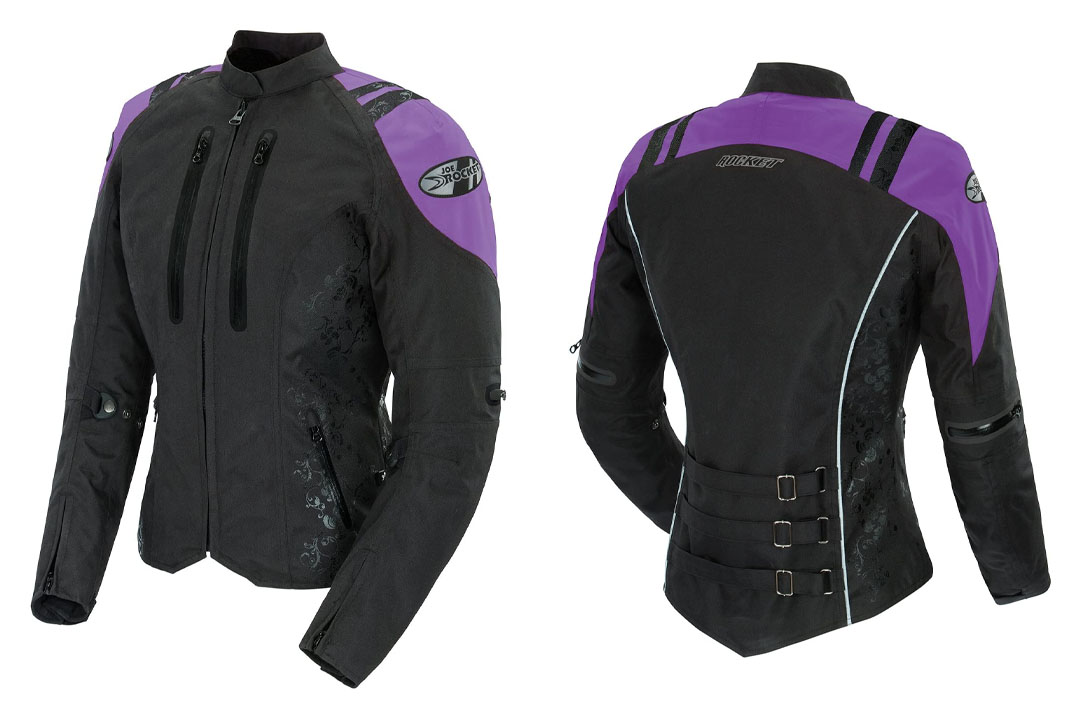 Women's Textile Riding Jacket