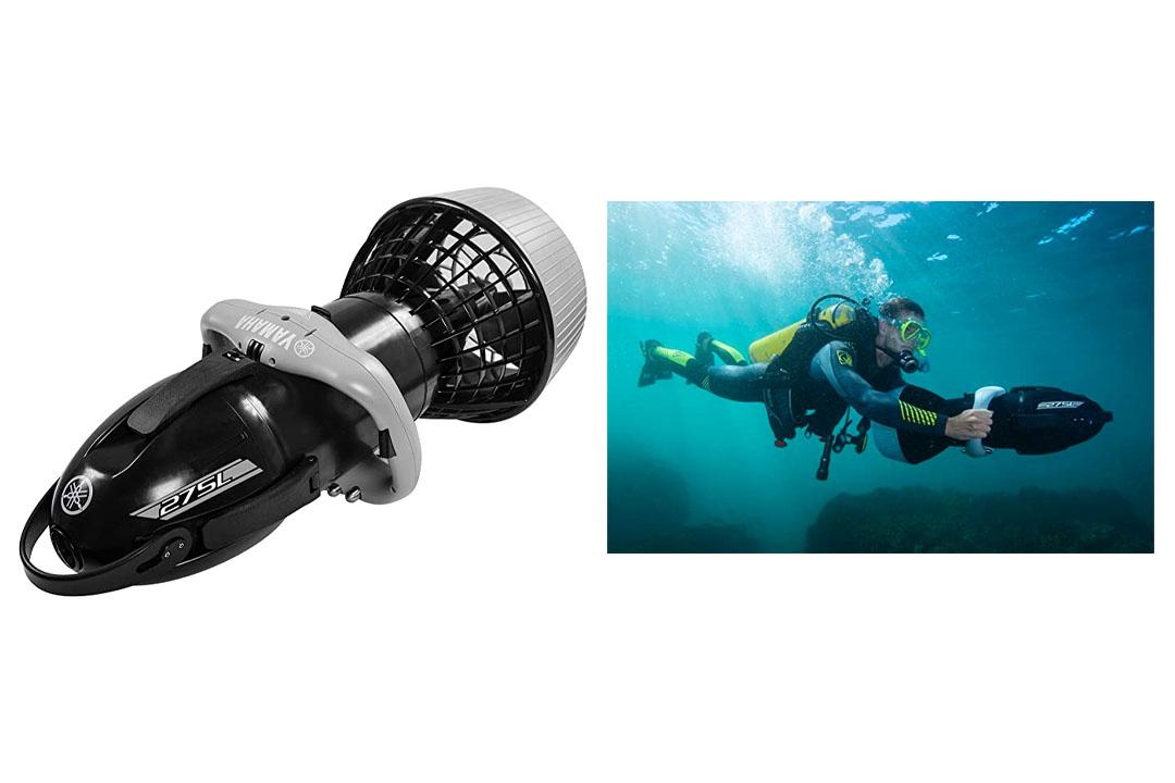 Yamaha 275L Sea Scooter Dive Propulsion Vehicle