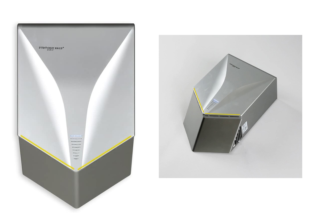 interhasa!! Automatic hand air dryer, Hand Dryer, for Home or Commercial Bathrooms, Hotel, Restaurant