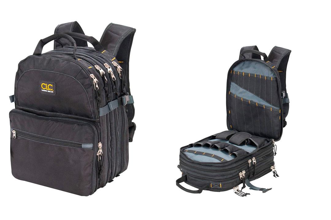 75-Pocket Tool Backpack