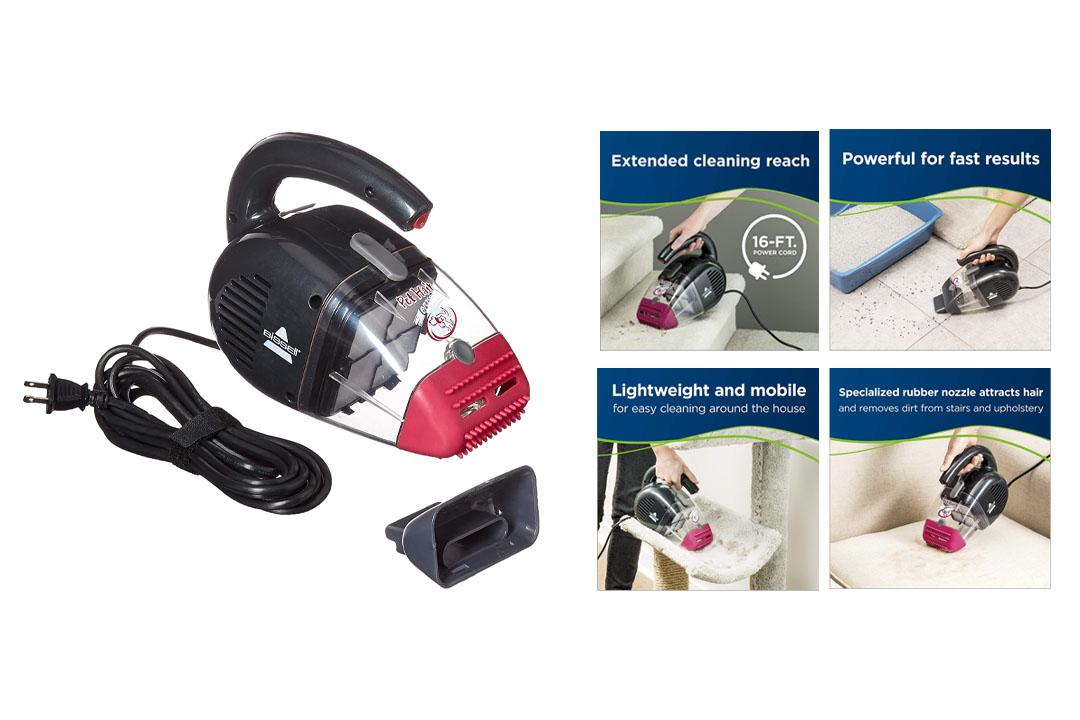 Bissell Hair Eraser Handheld Vacuum
