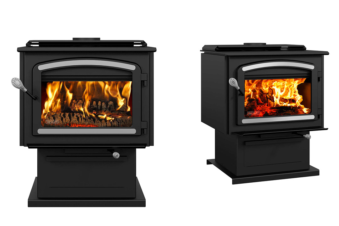 Drolet Escape 2100 Extra Large 2021 EPA Certified Wood Stove
