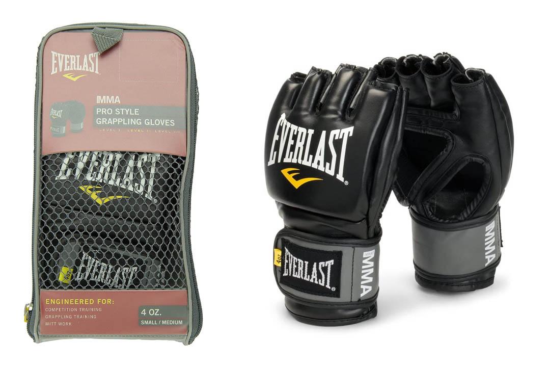Everlast Grappling Gloves