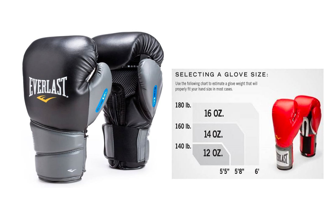 Everlast ProTex2 EverGel Training Gloves