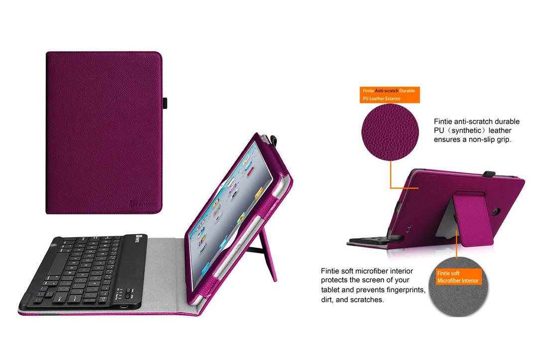 Fintie iPad 2 / iPad 3 / iPad 4 Retina Keyboard Case