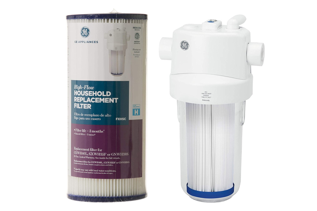 GE FXHSC Household Pre-Filtration Sediment Filter