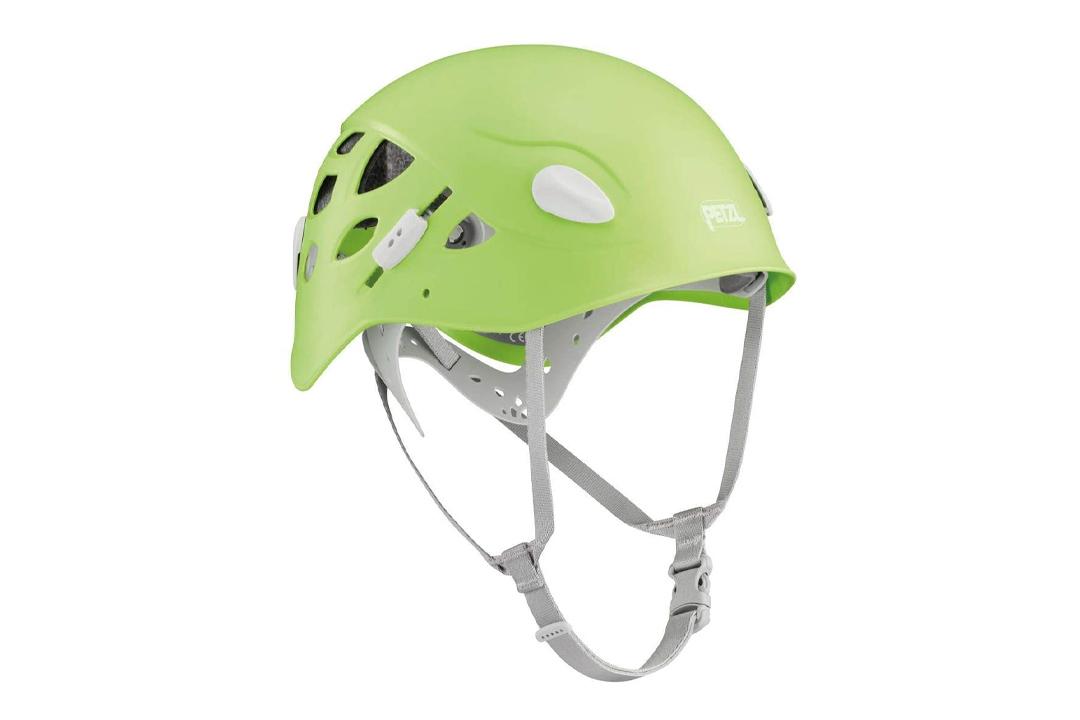 GREENROAD In-Mold Adjustable Unisex Mountain Climbing Helmet Rock Climbing Helmet YELLOW
